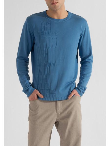 Men's viscose jumper