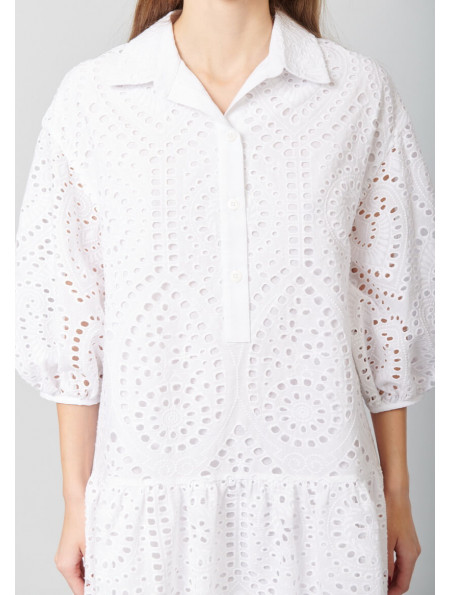 Snow-White Dress