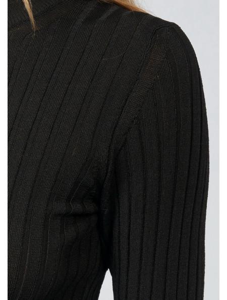 Long Sleeve Viscose Jumper
