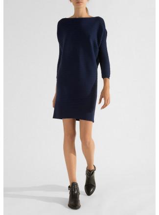 Short Textured Dress