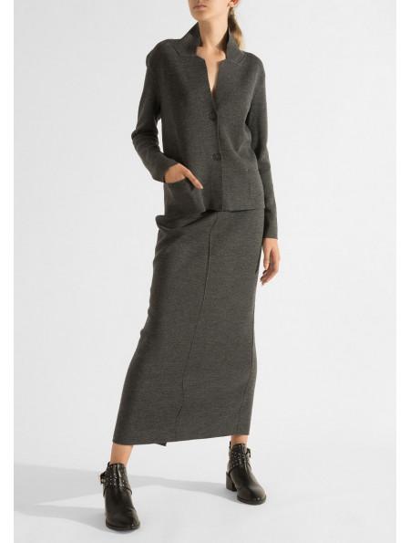 Half Wool Jacket