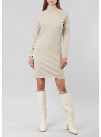 Basic knit dress