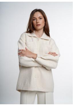 Off-White Shirt Jacket